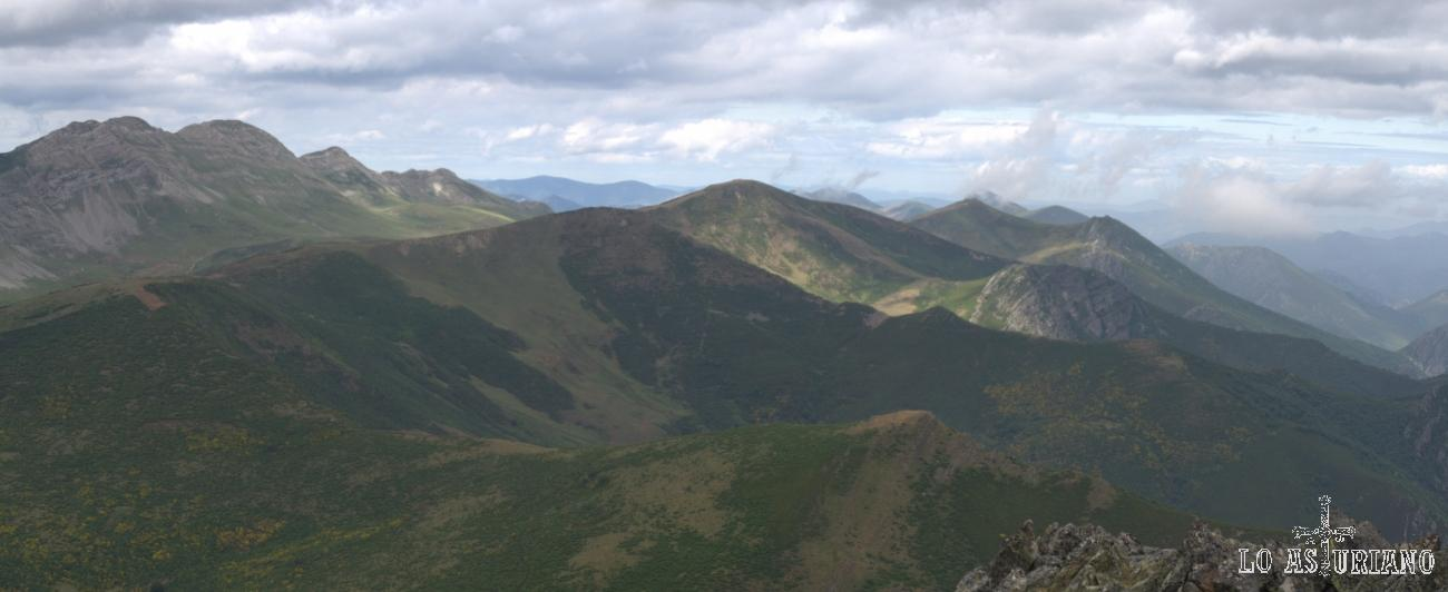 Vistas desde La Ferreirúa