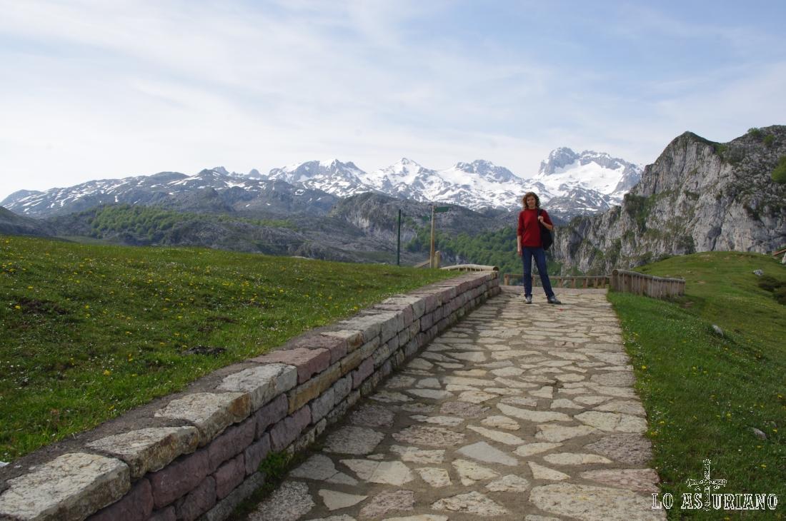 Macizo occidental de Picos de Europa