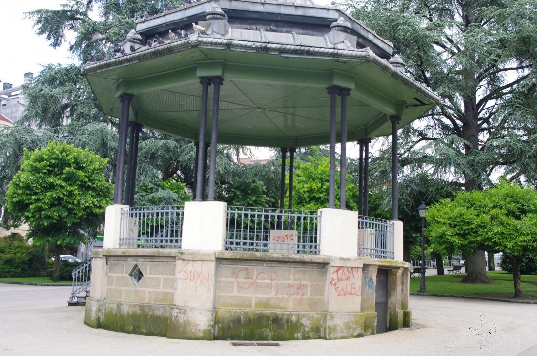 Parque de Pola de Siero.