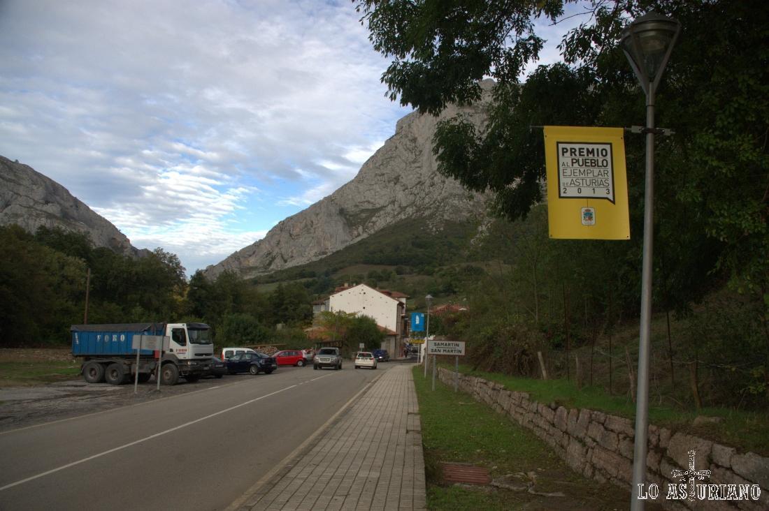 Comunicad de Teverga, Pueblo Ejemplar de Asturias 2013.