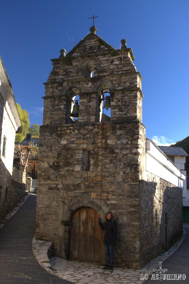 Iglesia de Sisterna