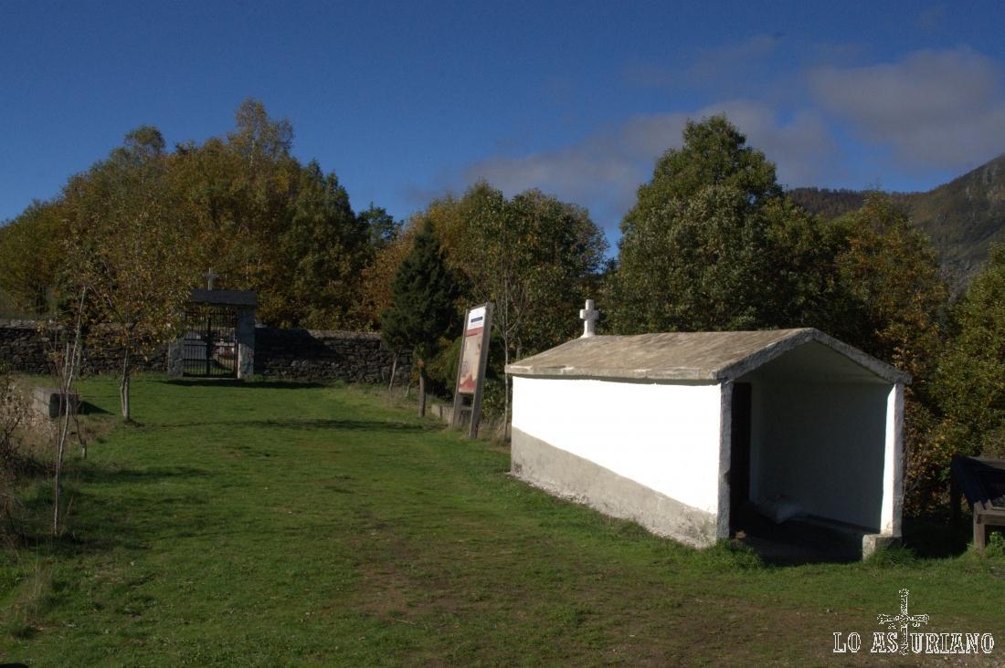 cementerio de Sisterna