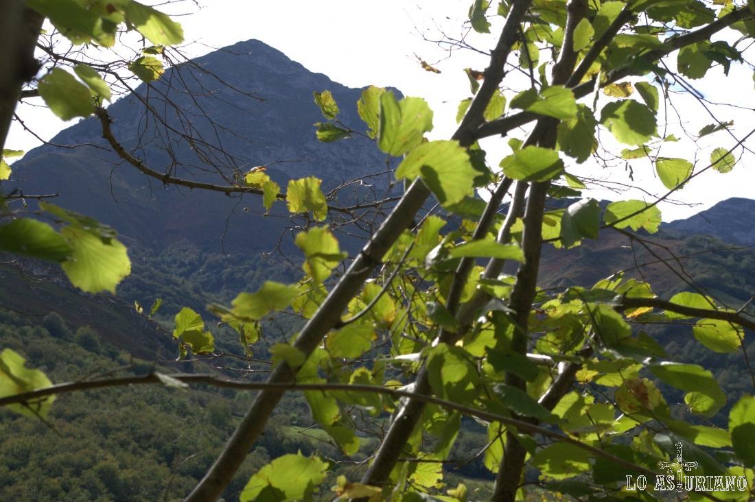 El carismático Pierzo, de 1550 msnm.