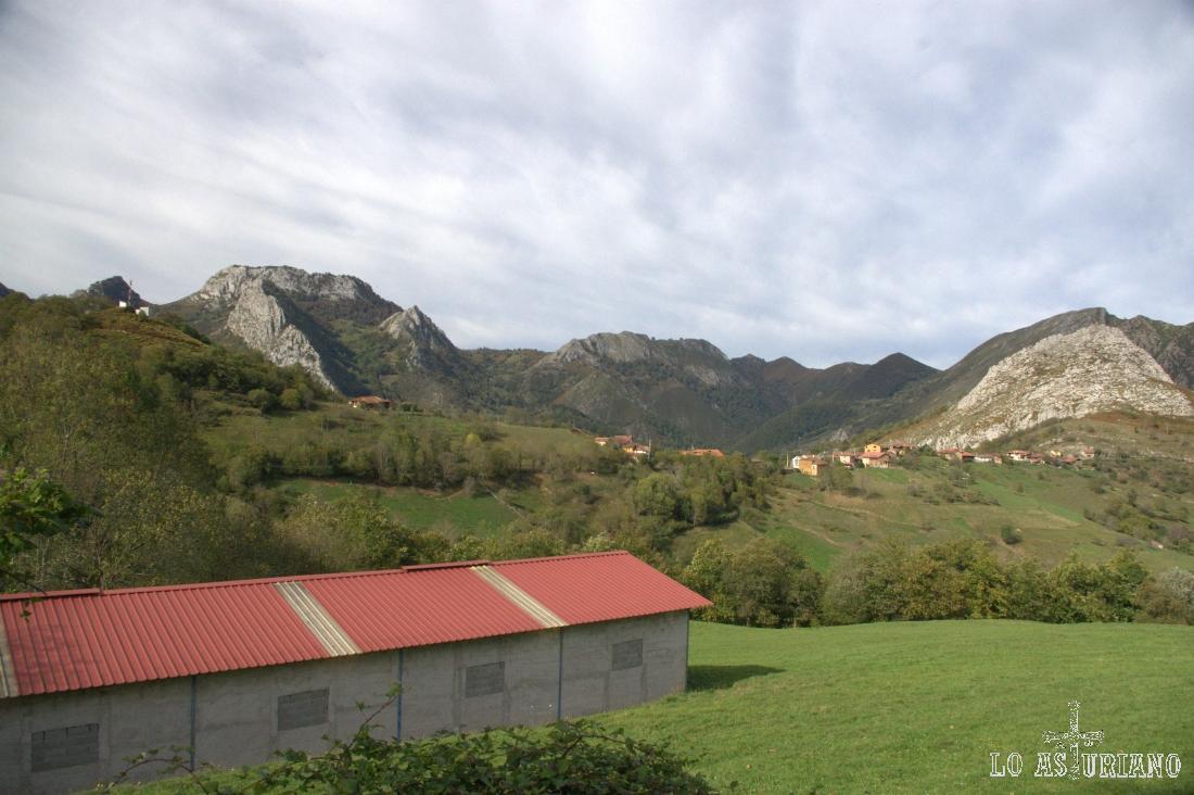 Que bien se ve Pen desde en entorno de Villaverde.