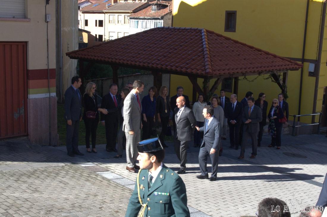 Belarmino, alcalde de Terverga y el Príncipe.