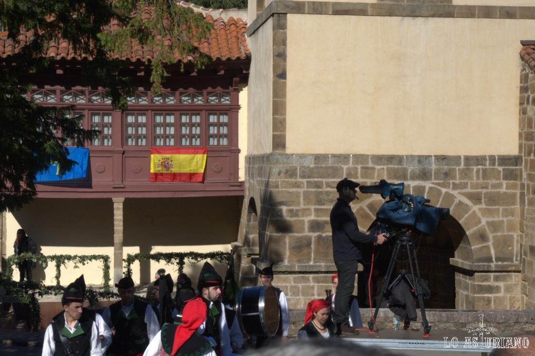 Teverga, Pueblo Ejemplar de Asturias 2013, el día 26 de octubre.