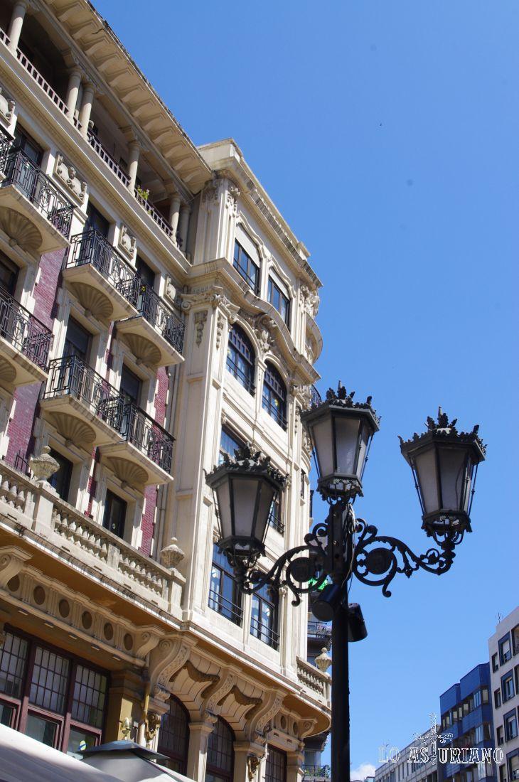 En cualquier esquina del centro puedes encontrarte maravillosos esfuerzos arquitectónicos!