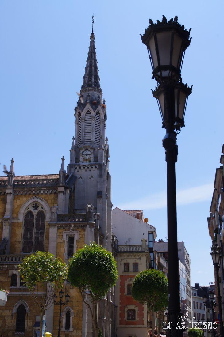 Iglesia de las Salesas, o del Sagrado Corazón.