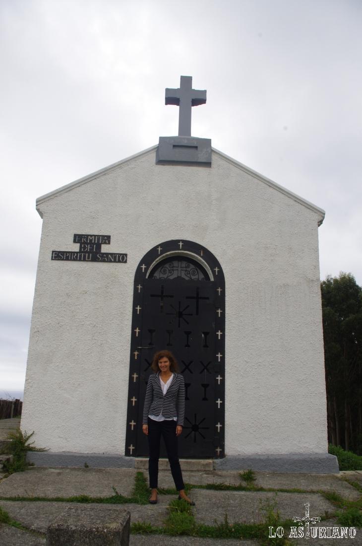 Ermita del Espíritu Santo.