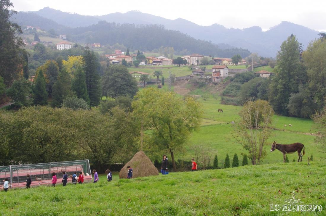 Palacio de la Bouza