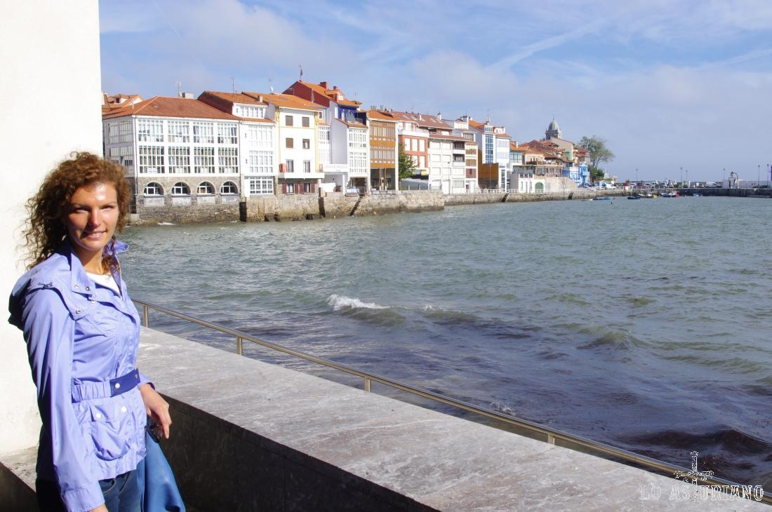 Vistas desde la plaza Doctor Cors, que llegan hasta el puerto y la punta del Gayo.