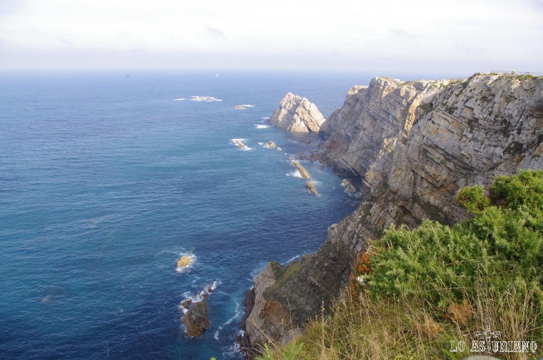 El Cabo de Peñas, concejo de Gozón.