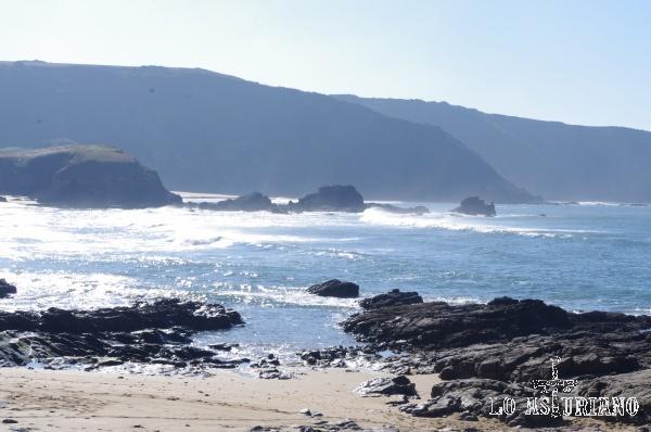 Playa de Verdicio.