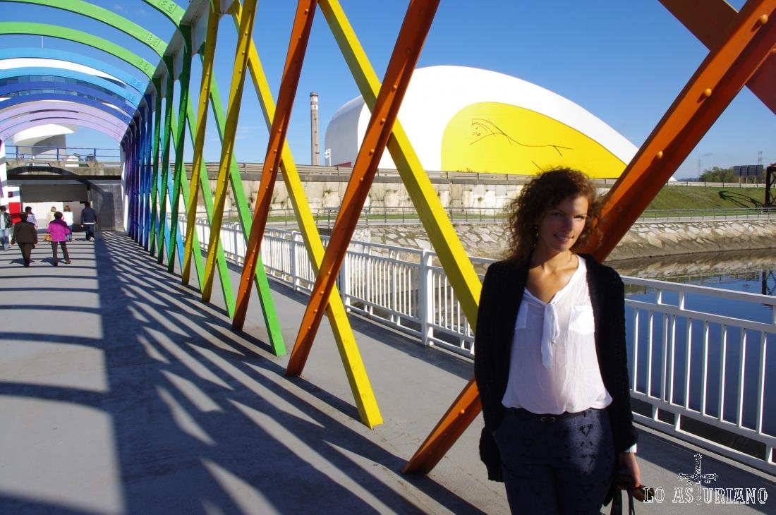 El centro, cultural y enfocado a las artes, Oscar Niemeyer.