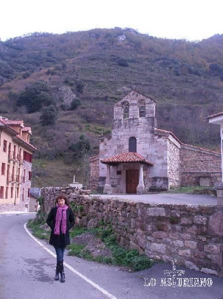 Iglesia de San Pedro en Pola de Somiedo