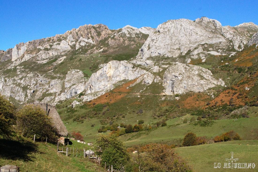 Cabaña en El Veneiru, Somiedo.