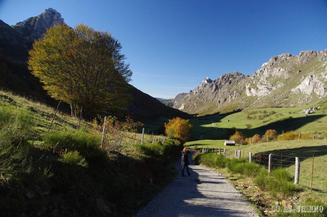 El silencio del valle, junto a su belleza inigualable, lo hacen un lugar imprescindible.