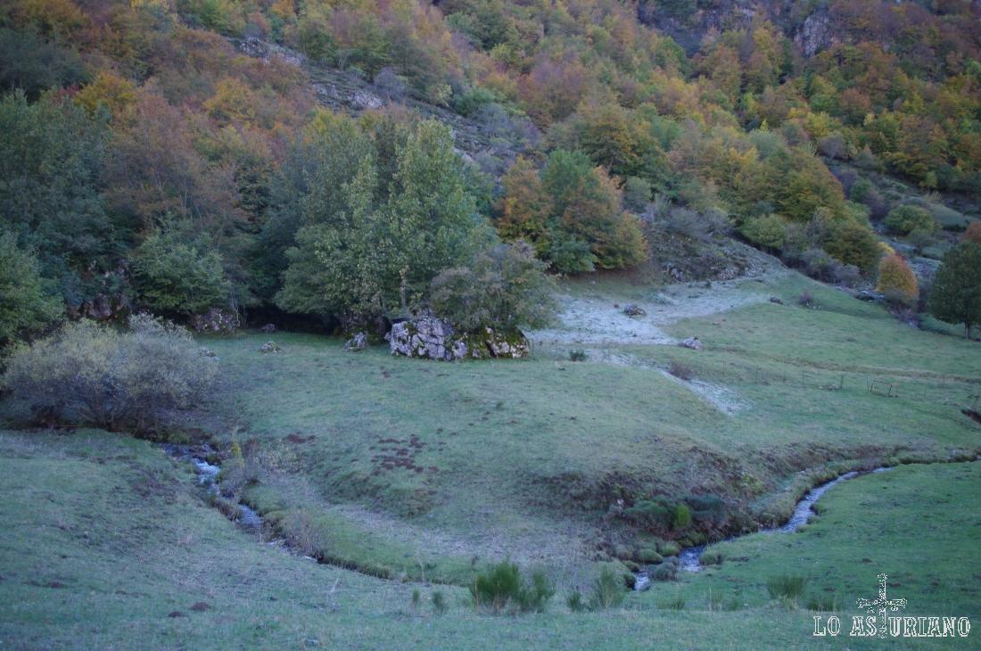 El río del Valle.