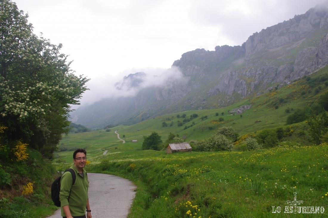 Valle de Lago en primavera
