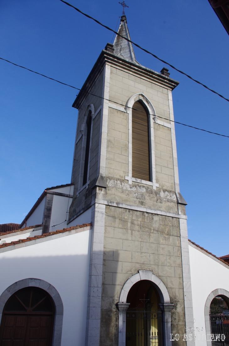 San Martín, en Arriondas.