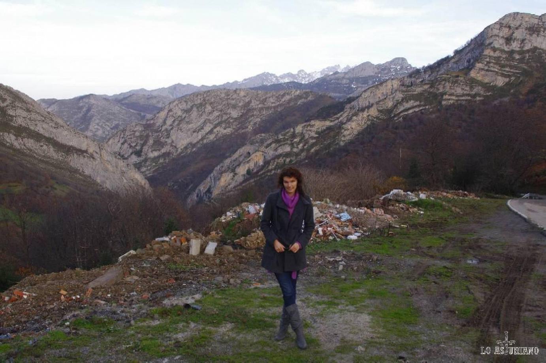 Otoño en el maravilloso Parque Natural de Ponga. Visitad el bosque de Peloño, que es el más grande de Asturias. Es uno de los sitios más fotogénicos en otoño.