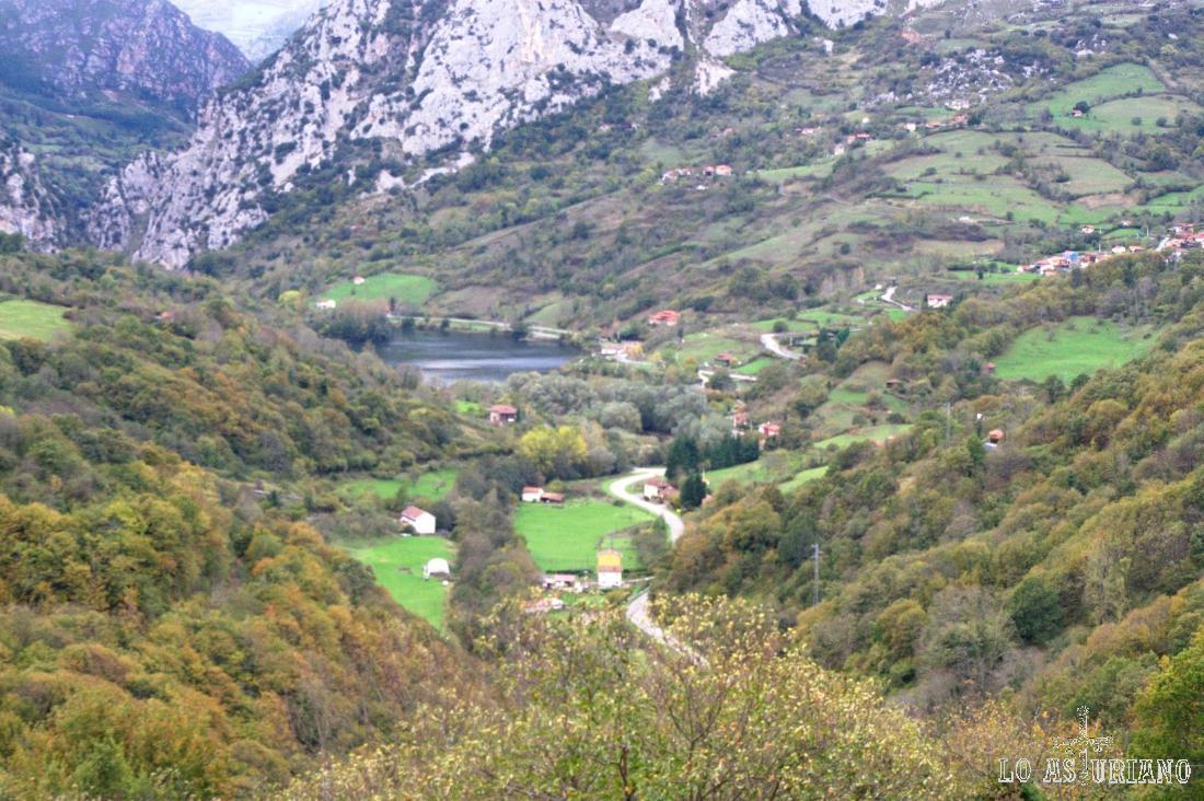Embalse de Valdemurio, Quirós.