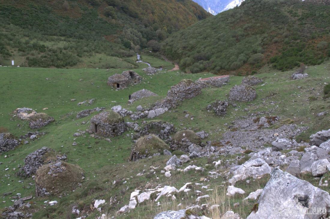 Braña de Sousas, en el Parque Natural de Somiedo.