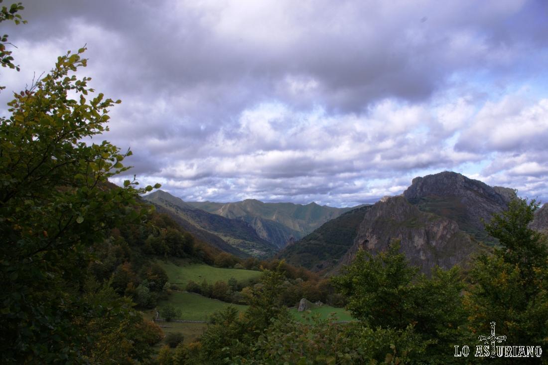Naturaleza de Somiedo, Asturias.