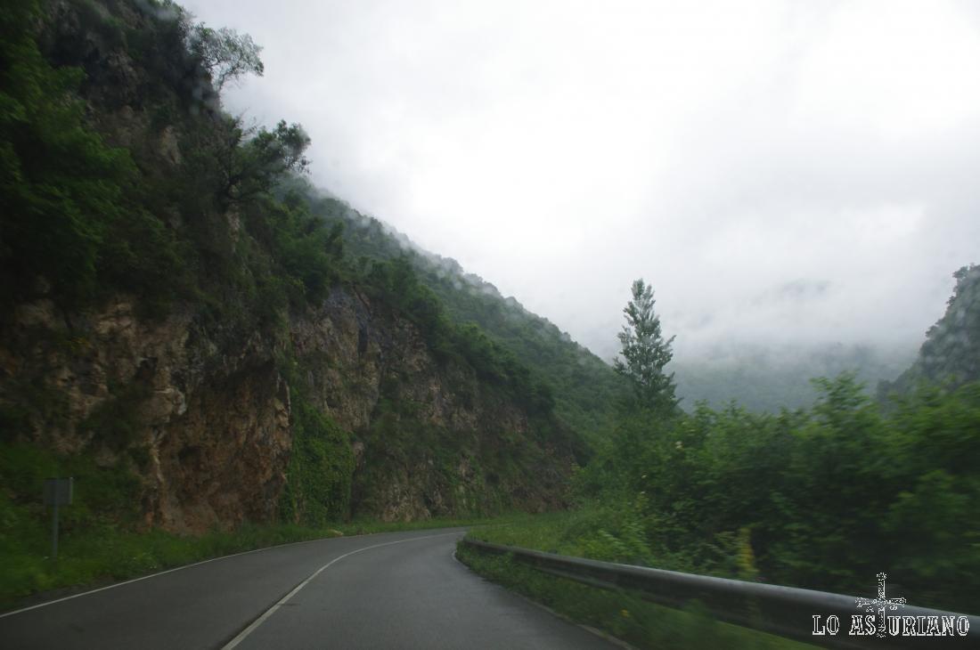 Valle del río Trubia.