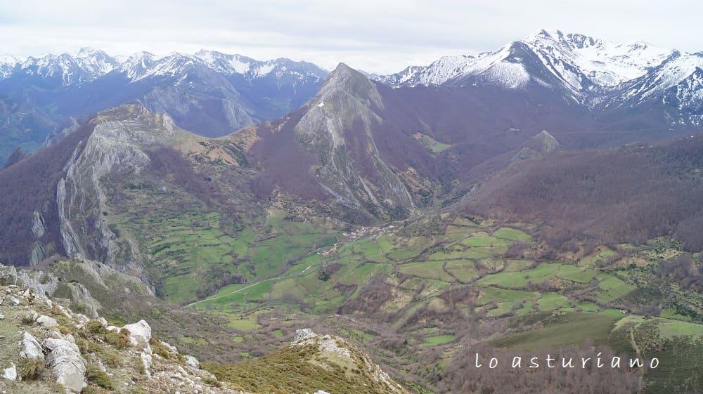 sierra de Perchunes